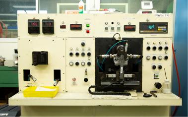 レベリングバルブ 差圧弁試験機